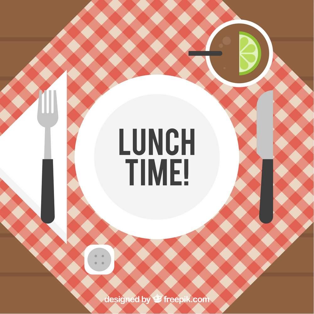 Obědová přestávka